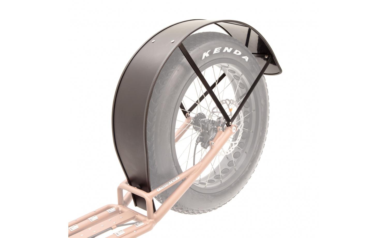 Blatník KOSTKA Fender Shock 2015 - Zadní