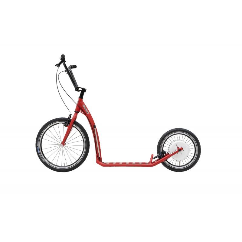 Elektrokoloběžka KOSTKA e-HILL MAX (E2) Barva Červená